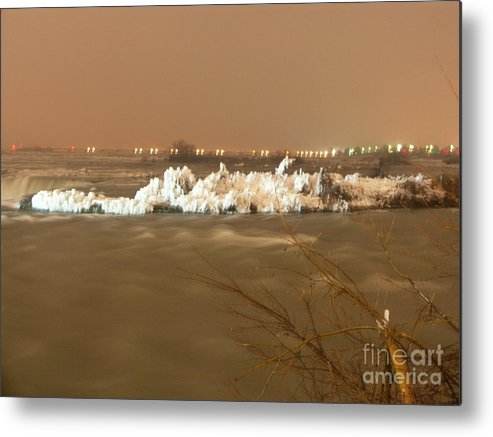 Sepia Metal Print featuring the photograph Amazing by Deborah Selib-Haig DMacq