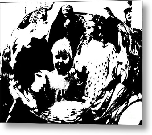 Birthday Metal Print featuring the photograph Blow Out The Candles by JoAnn SkyWatcher