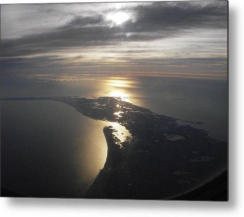 Landscape Metal Print featuring the photograph Cape Cod by Eric Workman
