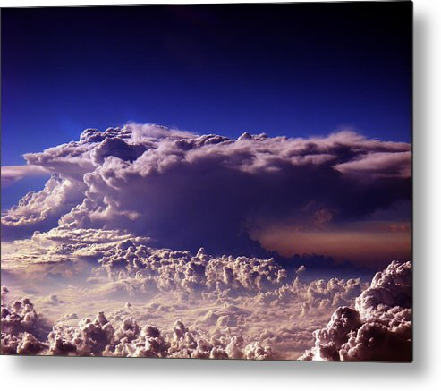 Aviation Art Metal Print featuring the photograph Cb2.224 by Strato ThreeSIXTYFive