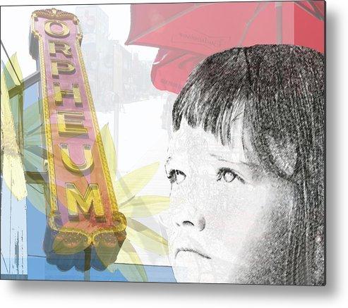 Memphis Metal Print featuring the photograph Dreams Of Memphis by Amanda Barcon
