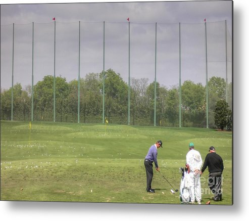 Augusta Georgia Metal Print featuring the photograph Ernie And Butch by David Bearden