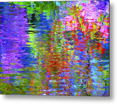 Abstract Metal Print featuring the photograph Every Act Of Love by Sybil Staples