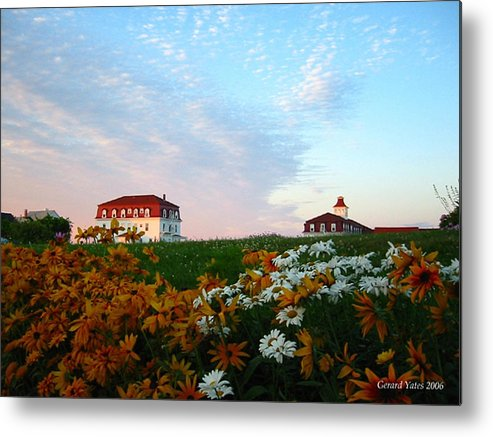 Block Island Metal Print featuring the photograph Heaven On Earth by Gerard Yates