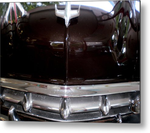 Cars Metal Print featuring the photograph Heavy Duty by Jan Amiss Photography