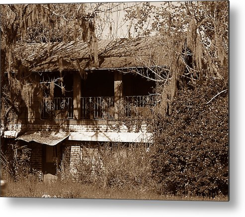 House Metal Print featuring the photograph Home Sweet Home by Bob Johnson