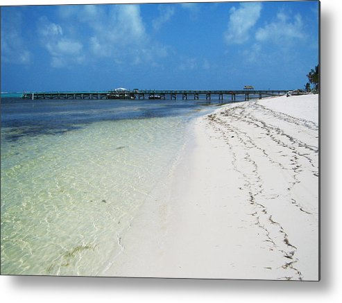 Sand Metal Print featuring the photograph Lazy Days by Eliot LeBow