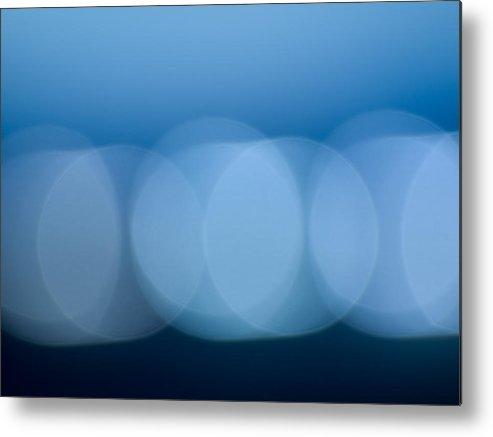 Light Metal Print featuring the photograph Lights by Felix M Cobos