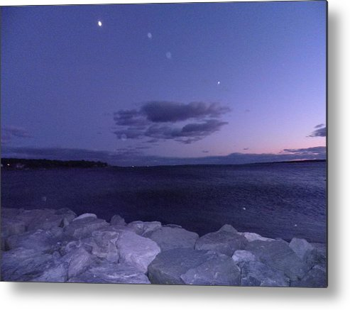 Many Moons Metal Print featuring the photograph Many Moons by Kate Gallagher