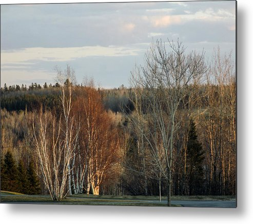 Sunset Metal Print featuring the photograph More Sunset Light by William Tasker