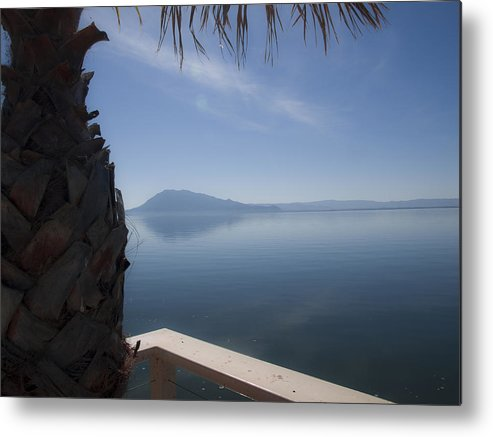 Clear Lake Metal Print featuring the photograph Paradise by Mary Capriole