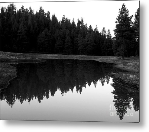 Northern Arizona Metal Print featuring the photograph Reflections by Kenneth Hess