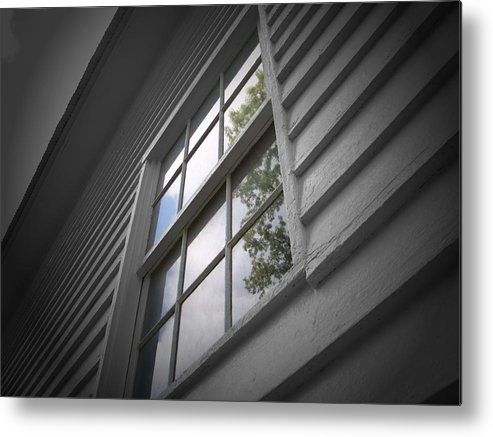 Church Metal Print featuring the photograph Reflective Truths by Jessica Burgett