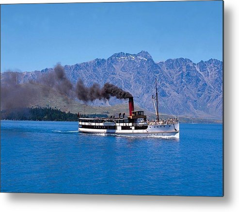 Ship Metal Print featuring the photograph Ship by Phil Runyon