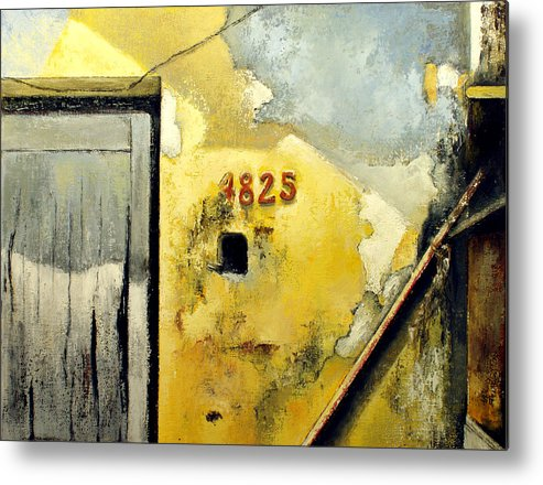 Havana Metal Print featuring the painting Solana by Tomas Castano