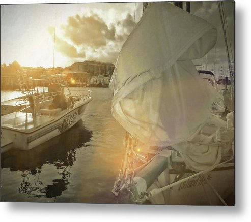 Miami Metal Print featuring the photograph Southern Winds by JAMART Photography