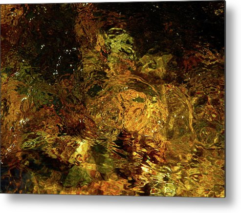 Color Close-up Landscape Metal Print featuring the photograph Spring 2017 156 by George Ramos