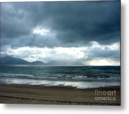 Storm Metal Print featuring the photograph Storm by PJ Cloud