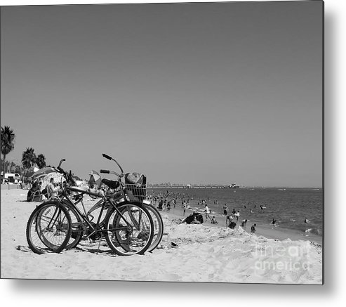 Landscape Metal Print featuring the photograph Summer Time by Hartono Tai