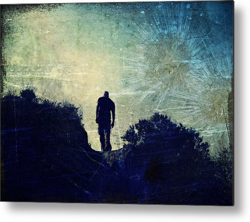 Texture Metal Print featuring the photograph This Is More Than Just A Dream by Tara Turner