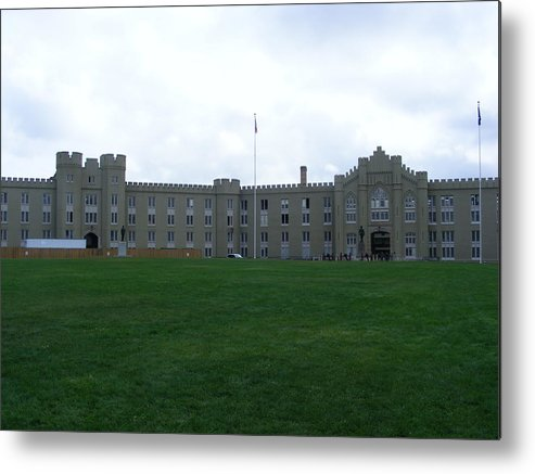 Vmi Metal Print featuring the photograph Virginia Military Institute by Eddie Armstrong