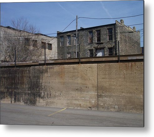 Walker's Point Metal Print featuring the photograph Walker's Point 1 by Anita Burgermeister