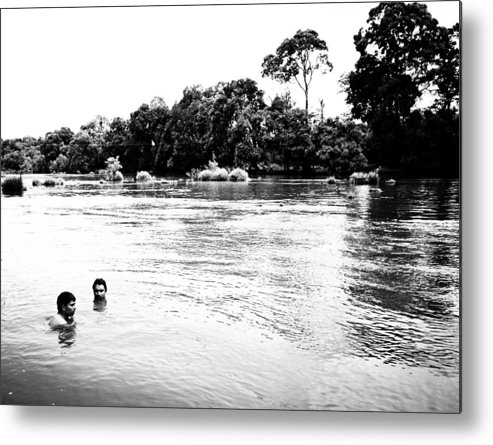 River Metal Print featuring the photograph Indian River by Daniel Fornies Soria
