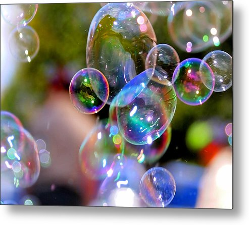 Gastonia Metal Print featuring the photograph Reflections by Tammy Cantrell