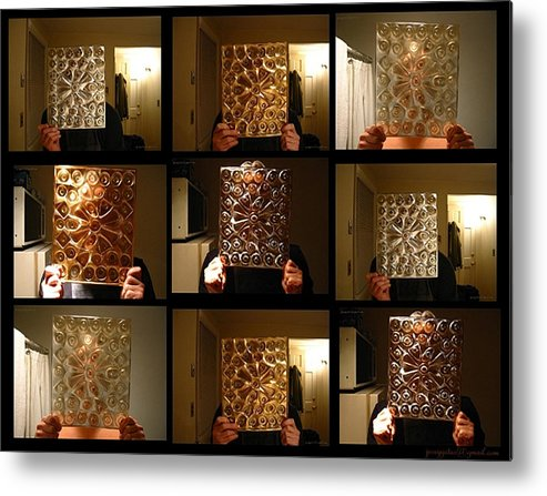 Personality Metal Print featuring the photograph Multiple Personality by Gerard Yates