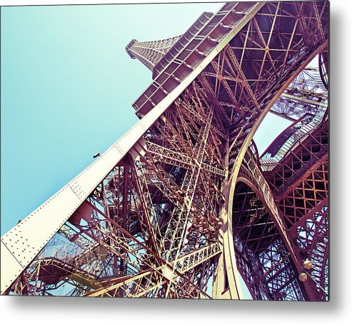 Tourism Metal Print featuring the photograph Perspective by Ivan Vukelic