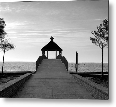 Water Metal Print featuring the photograph Fontainbleu State Park by Heather S Huston
