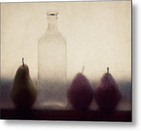 Pear Metal Print featuring the photograph Autumn Light by Amy Weiss