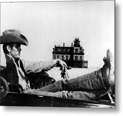 classic Metal Print featuring the photograph James Dean by Retro Images Archive