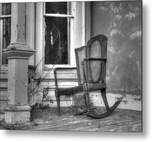 Porch Metal Print featuring the photograph Possibilities by Don Edwards