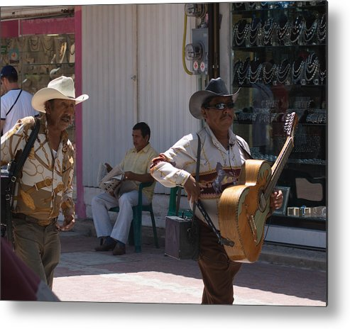 Mexico Metal Print featuring the photograph End Of The Day by Barry Doherty