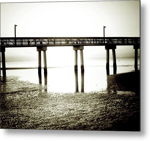 Florida Metal Print featuring the photograph Low Tide Extreme by Chris Andruskiewicz