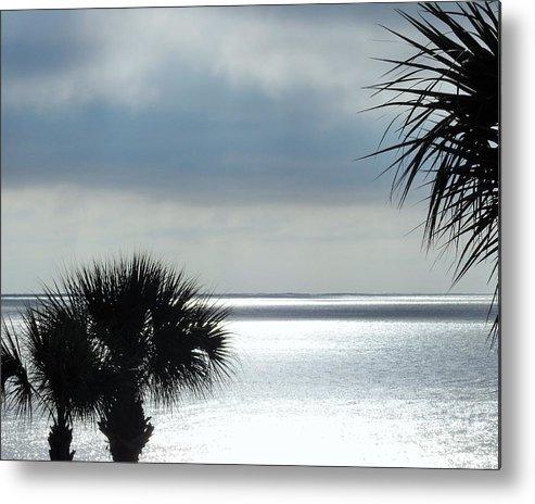 Ocean Metal Print featuring the photograph Ocean Spectacular by Jan Gelders