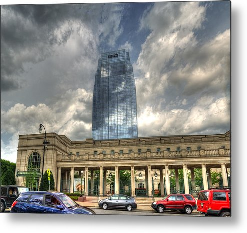 Nashville Metal Print featuring the photograph Pinnacle Of Success by Darin Williams
