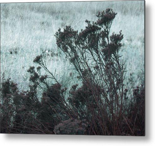 Abstract Metal Print featuring the digital art Light And Shadow by Lenore Senior
