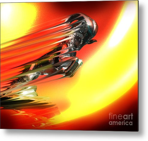 Dodge Metal Print featuring the photograph Hot Ram by Patricia L Davidson
