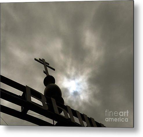 Metal Print featuring the photograph Sky by Minako Tasaki
