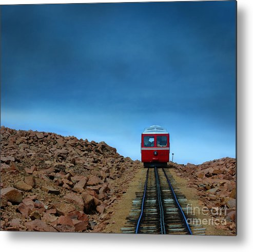 Pikes Metal Print featuring the photograph Don't Know When I'll Be Back Again by Dana DiPasquale