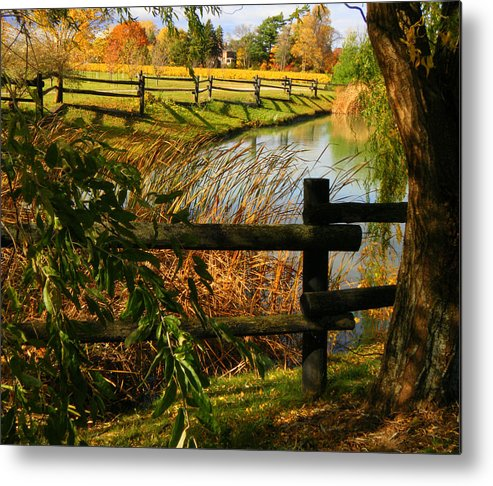 Niagara Metal Print featuring the photograph Picture Perfect by Tanis Crooks