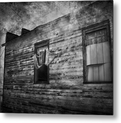 Jerry Cordeiro Photographs Framed Prints Metal Print featuring the photograph The Facade by The Artist Project