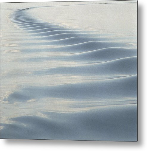 Alaska Metal Print featuring the photograph Wake by Marcus Best