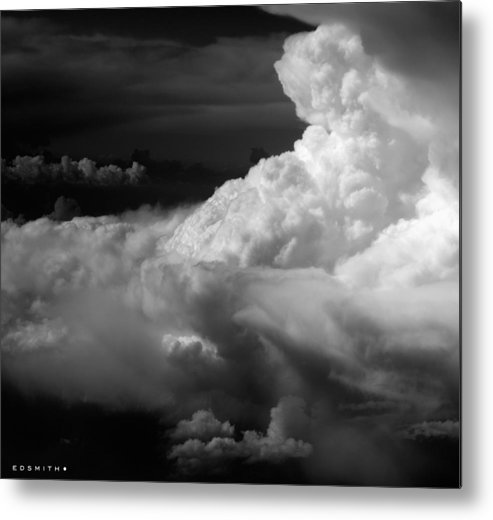 Dragons Breath Metal Print featuring the photograph Dragons Breath by Ed Smith