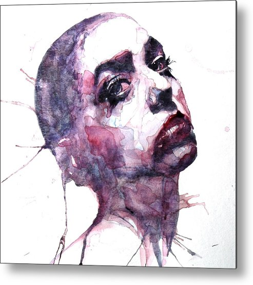 Emotive Metal Print featuring the painting Will You Still Love Me Tomorrow by Paul Lovering