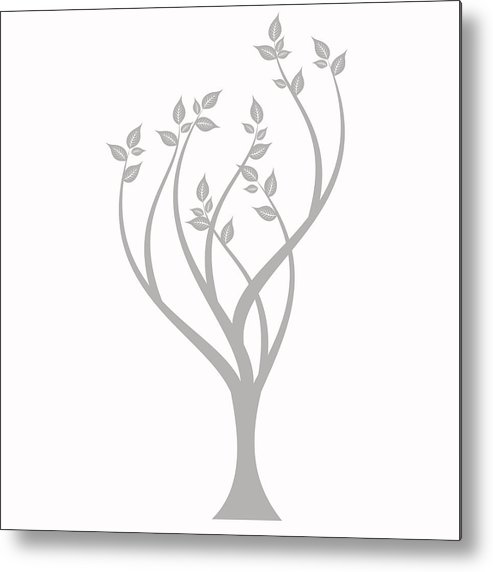 Tree Metal Print featuring the photograph Art Tree by IB Photography