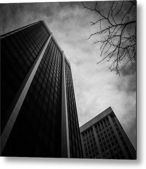 Denver Metal Print featuring the photograph Denver by Dayne Reast