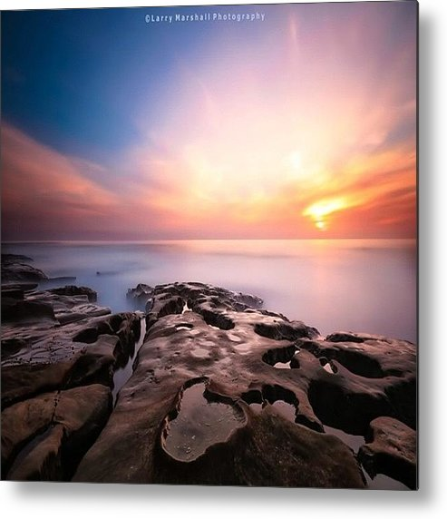 Metal Print featuring the photograph Instagram Photo by Larry Marshall